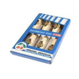 Набор стамесок в картонной коробке 6 предметов KIRSCHEN KR-1111000