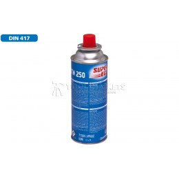 Заказать Газовый баллон BTN 250 SUPER-EGO SEH003800 отпроизводителя SUPER-EGO