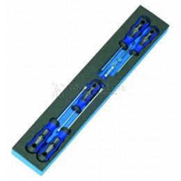 Модуль M 50829-33 для инструментального ящика 6 предметов HEYCO HE-50829003380