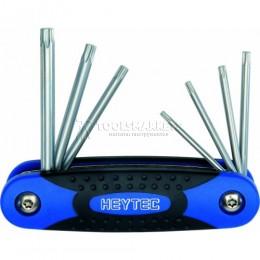 Заказать Набор угловых отверток TORX® H 5081348-7 HEYCO HE-50813486280 отпроизводителя HEYCO
