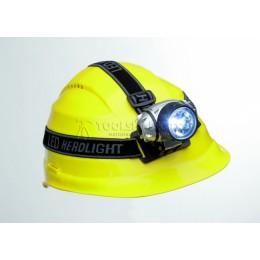 Заказать Налобный фонарик с лампами LED HEYCO HE-50817300000 отпроизводителя HEYCO