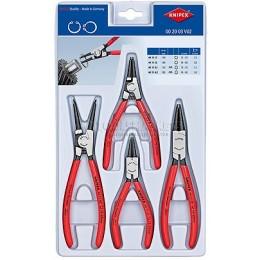 Заказать Набор щипцов для стопорных колец 4 предмета KNIPEX KN-002003V02 отпроизводителя KNIPEX