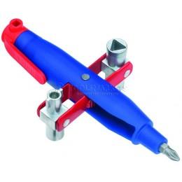 Заказать Штифтовый ключ для электрошкафов 145 мм KNIPEX KN-001107 отпроизводителя KNIPEX