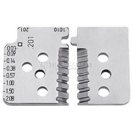 1 пара запасных ножей для 12 12 11 KNIPEX KN-121911