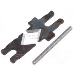 1 пара запасных ножей для 12 62 180 KNIPEX KN-126921