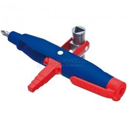 Штифтовой ключ для электрошкафов профессиональный 145 мм KNIPEX KN-001108