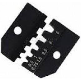 Заказать Плашка опрессовочная KNIPEX KN-974908 отпроизводителя KNIPEX