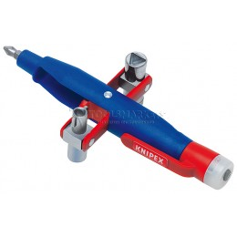 Заказать Штифтовый ключ для электрошкафов 155 мм KNIPEX KN-001117 отпроизводителя KNIPEX