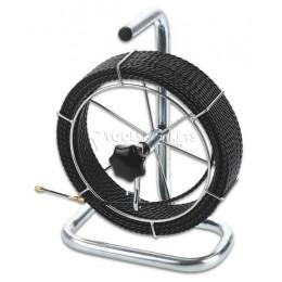 Устройства для протяжки кабеля с витым прутком 25 м , диаметр 4.5 мм Kati Twist в металлической кассете CIMCO 14 2541
