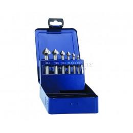 Заказать Набор зенкеров конических 90° DIN 335 C 6 предметов EXACT  отпроизводителя EXACT