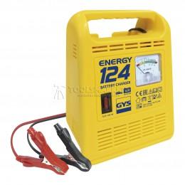 Зарядное устройство с индикатором 12В, ENERGY 124 GYS 023215