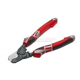 Кабелерез 16 мм, покрытие TitanFinish, рукоятки SoftGripp 3K NWS 043-69-160