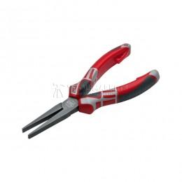 Заказать Круглогубцы 160 мм, покрытие TitanFinish, рукоятки SoftGripp 3K NWS 125-69-160 отпроизводителя NWS