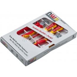 Набор электромонтажного инструмента 4 предмета NWS 787
