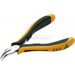 Заказать Длинногубцы для электроники ESD 120 мм, загнутые на 45 градусов NWS 126G-79-ESD-120 отпроизводителя NWS