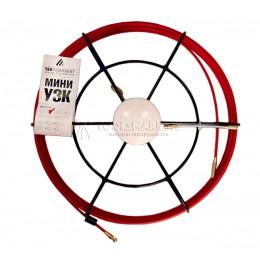 Заказать Мини УЗК в металлической кассете длина 10 метров, стеклопруток d 3.5 мм отпроизводителя РОССИЯ