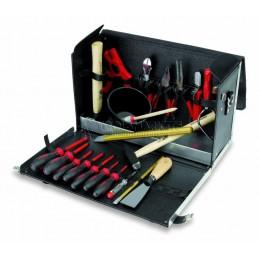 Набор инструмента в кожаной сумке 24 предмета CIMCO 17 0300