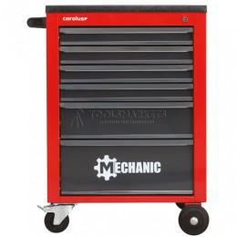 Заказать Рабочая тележка MECHANIC с 6 выдвижными ящиками красная/антрацит 2046.10 CAROLUS 2835940 отпроизводителя CAROLUS
