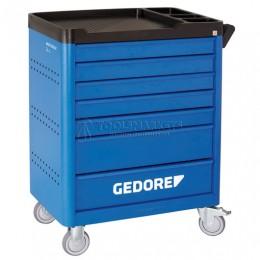 Заказать Инструментальная тележка серии WORKSTER с 7 ящиками WSL-L7 GEDORE 2977311 отпроизводителя GEDORE