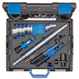 Заказать Набор инструмента для ручной гибки труб 3-18 мм в L-BOXX® 136 1100-278801 GEDORE 2963515 отпроизводителя GEDORE