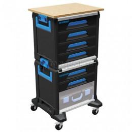 Заказать Инструментальная тележка WorkMo W3 1110 WMW-2 GEDORE 2954435 отпроизводителя GEDORE