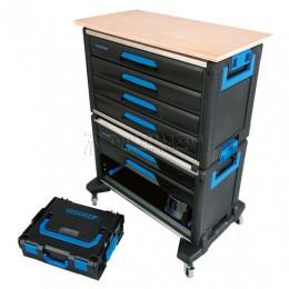 Заказать Инструментальная тележка WorkMo W2 1110 WMW-3 GEDORE 2954443 отпроизводителя GEDORE
