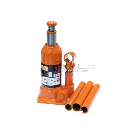 Домкрат гидравлический 5т, 212-468 мм, BAHCO BH45