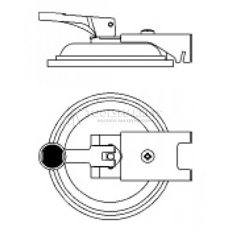 Запасная часть вакуумный аспиратор для PS55 BESSEY BE-3005774