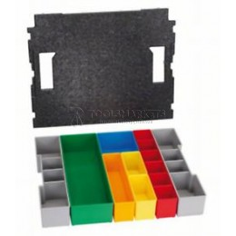 Набор ячеек для L-BOXX 102 13 предметов Bosch 1600A001RY
