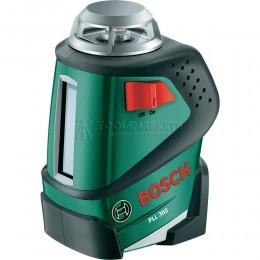 Заказать Лазерный нивелир PLL 360 SET Bosch 0603663001 отпроизводителя Bosch