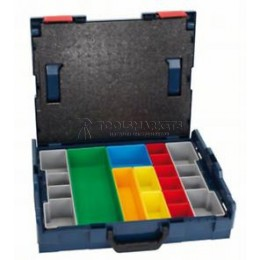 Заказать Набор ячеек для L-BOXX 102 13 предметов Bosch 1600A001S2 отпроизводителя Bosch