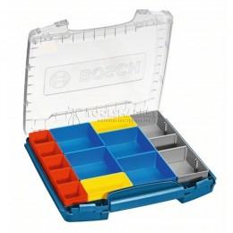 Кейс с прозрачной крышкой i-BOXX 53 с ячейками 12 предметов Bosch 1600A001S7