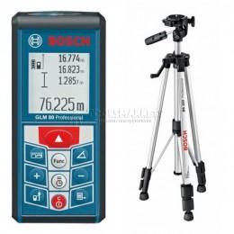 Заказать Лазерный дальномер GLM 80 + BT150 Bosch 06159940A1 отпроизводителя Bosch