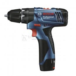 Заказать Аккумуляторная дрель-шуруповерт GSR 120-LI Bosch 0.601.9F3.006 отпроизводителя Bosch