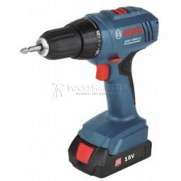 Заказать Аккумуляторная дрель-шуруповёрт GSR 1800-Li Professional Bosch 0.601.9A8.307 отпроизводителя Bosch