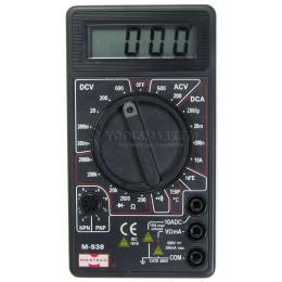 Мультиметр цифровой Mastech M838 КВТ 57599