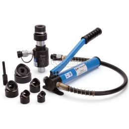 Пресс гидравлический помповый для пробивки отверстий ПГПО-60 КВТ 53137