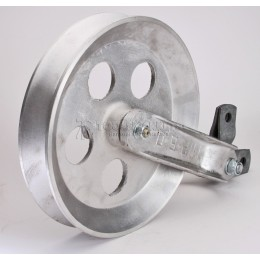 Ролик кабельный РКН-140 КВТ 59395