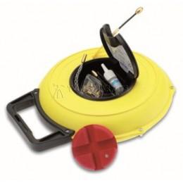 УЗК KATI BlitzOrtung 30 м диаметр 3.0 мм в пластиковом корпусе CIMCO 14 2034
