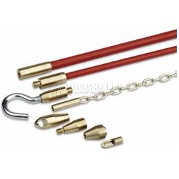 Заказать Набор прутков и насадок для протяжки кабеля CIMCO 14 6273  отпроизводителя CIMCO