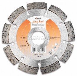 Алмазный отрезной диск красная линия 150 мм CIMCO 20 8758