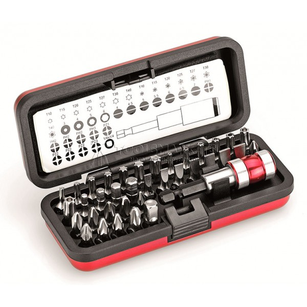 Компактный набор бит 37 предметов CIMCO 11 3158