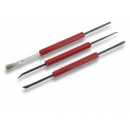 Заказать Набор инструмента для пайки CIMCO 15 0350 отпроизводителя CIMCO