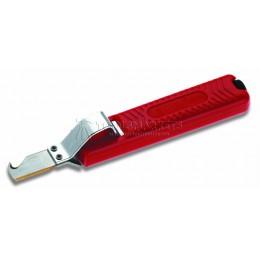 Заказать Стандартный кабельный нож с прямым лезвием для проводов 8-28 мм CIMCO 12 1011 отпроизводителя CIMCO