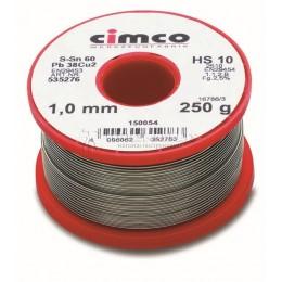 Заказать Оловянно-свинцовый припой CIMCO 15 0062 отпроизводителя CIMCO