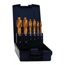 Набор цековок hss tin  50818 EXACT GQ-50818