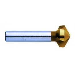 Конический зенкер 120° hss tin 51794 EXACT GQ-51794