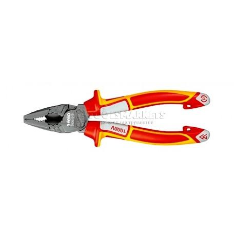 Диэлектрические комбинированные плоскокубцы 160 мм FELO 58001640