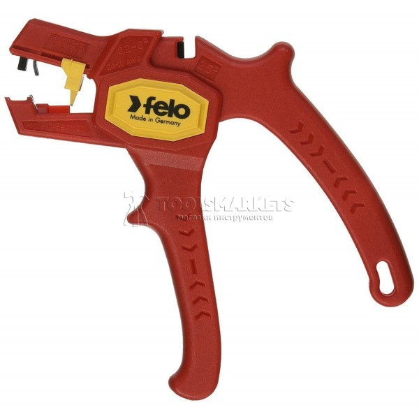 Автоматический инструмент для удаления изоляции 0,2 - 6,0 mm² FELO 583 999 11