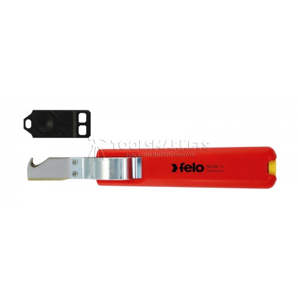 Стриппер для снятия изоляции 8-28 мм FELO 584 018 11
